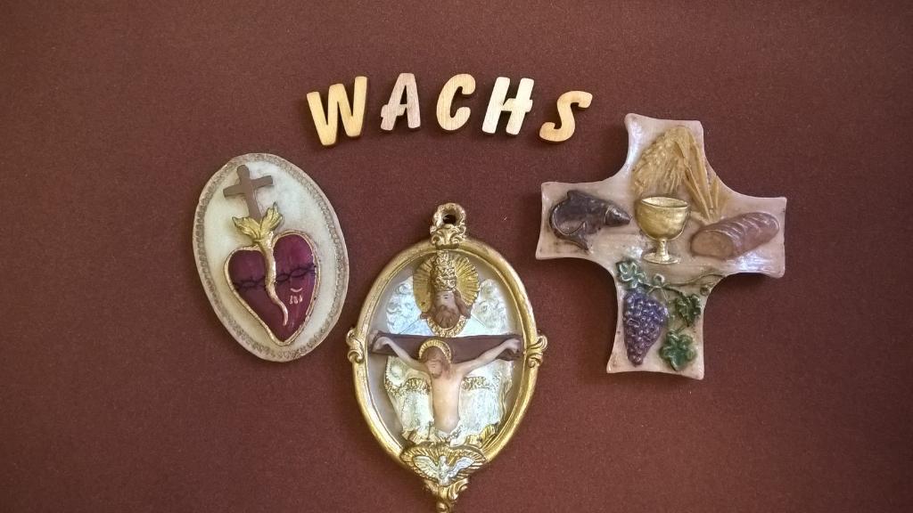 Wachs, Klosterarbeiten, Brotsegen